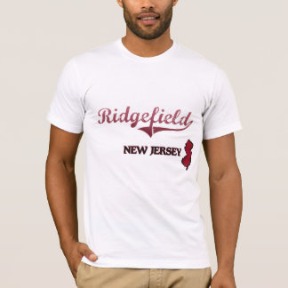 Ridgefield New Jersey City Classic T-Shirt