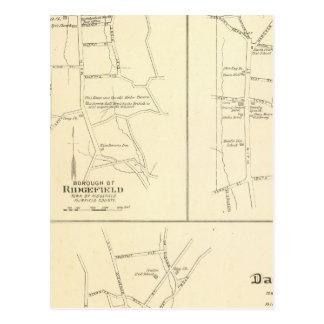 Ridgefield, Newton, Darien Postal