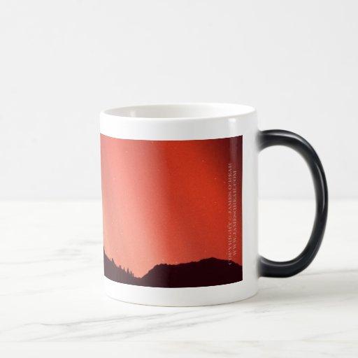 Ridgeline bendecido taza mágica