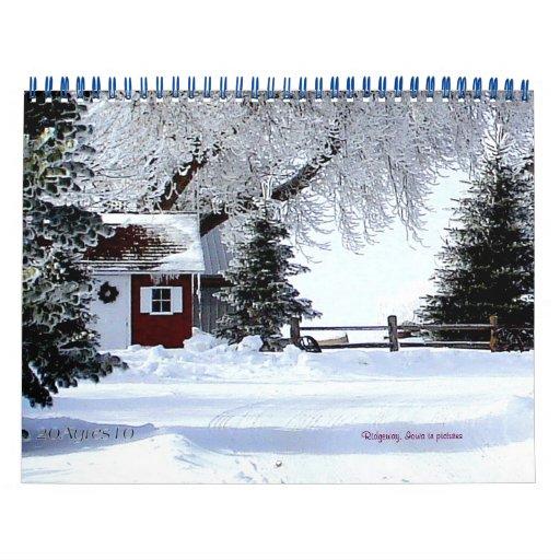 Ridgeway 2 calendario
