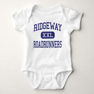Ridgeway - Roadrunners - High - Memphis Tennessee Baby Bodysuit