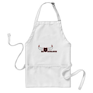 RIdICULOUS Adult Apron