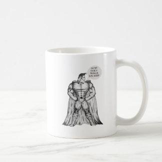 Ridiculous Superhero Coffee Mug