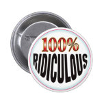 Ridiculous Tag Pinback Buttons