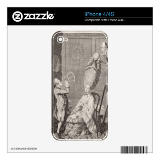 Ridiculous Taste or the Ladies Absurdity, pub. by Decals For The iPhone 4S