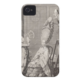 Ridiculous Taste or the Ladies Absurdity, pub. by iPhone 4 Case-Mate Case