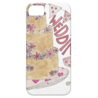 Ridiculously Delicious Wedding Cake iPhone SE/5/5s Case
