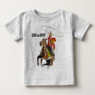 Ridin' and Ropin' Baby T-Shirt