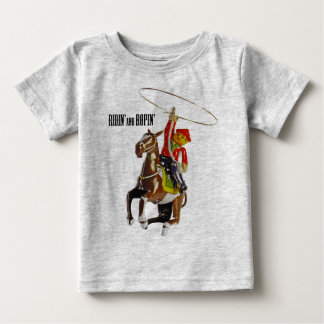 Ridin' and Ropin' Infant T-shirt