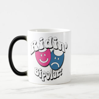 Ridin' Bipolar Magic Mug