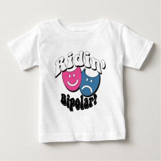 Ridin' Bipolar T Shirt