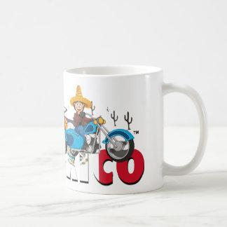 Ridin' Mexico Coffee Mug
