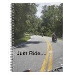 Ridin' Notebooks