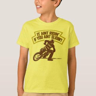 Ridin' & Slidin' (crisp artwork) T-Shirt