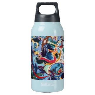 Ridin' the River Insulated Water Bottle