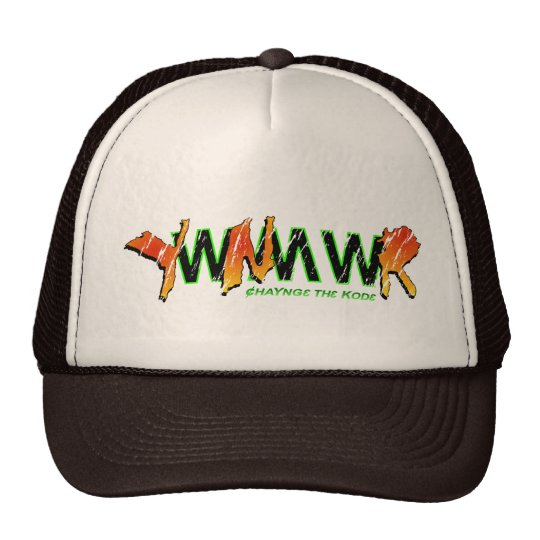 Ridin' w/ YWNMWR TruckerHat Trucker Hat