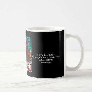 ridin' with rothstein #2, ridin' with rothstein... coffee mug