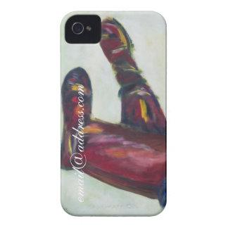 Riding Boots Customizable Phone Case Original Art
