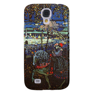 Riding Couple by Wassily Kandinsky Samsung S4 Case