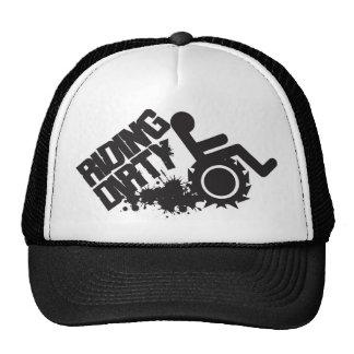 Riding Dirty Trucker Hat