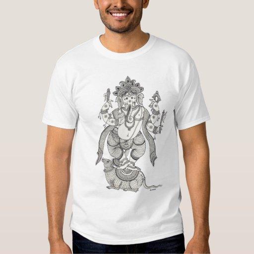 Riding Ganesha Dresses
