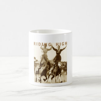 Riding High Coffee Mug