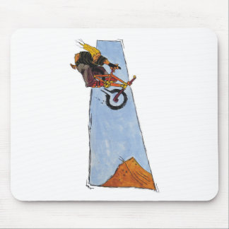 Riding High! Mouse Pad