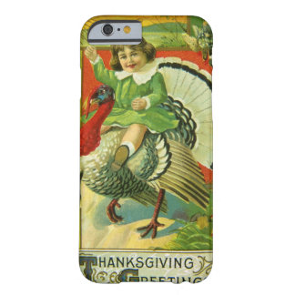 Riding High Thanksgiving Barely There iPhone 6 Case