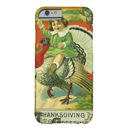 Riding High Thanksgiving iPhone 6 Case