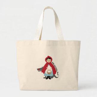 Riding Hood Canvas Bags