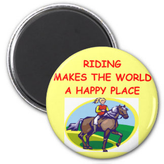 riding magnet