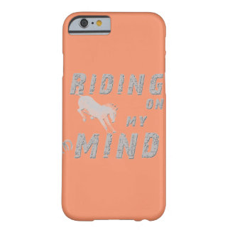 Riding on my Mind iPhone 6 case