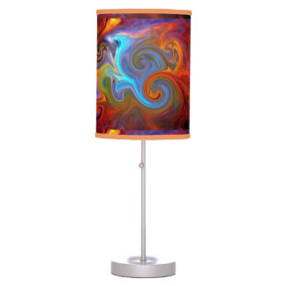 Riding Orion Table Lamp