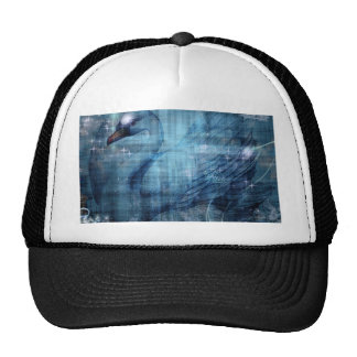 RIDING OUT THE STORM.jpg Mesh Hat