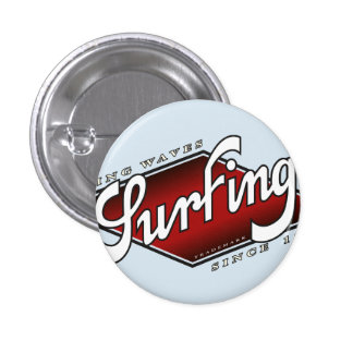 riding plates surfing waves button