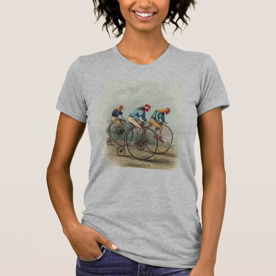 Riding Roosters T-Shirt