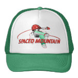 RIDING SPACED-MOUNTAIN TRUCKER HAT