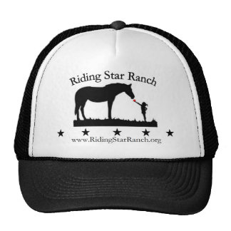 Riding Star Ranch Trucker Hat