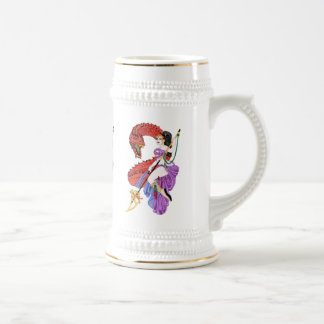 Riding The Dragon Beer Stein