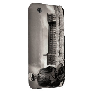 Riding the rails of a 21st century depression Case-Mate iPhone 3 cases