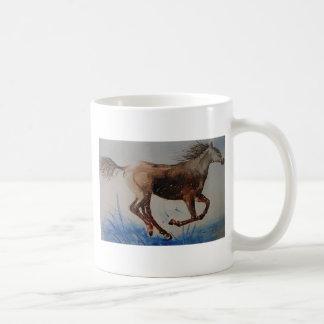 Riding the Rain Coffee Mugs