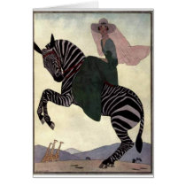 Riding the Zebra