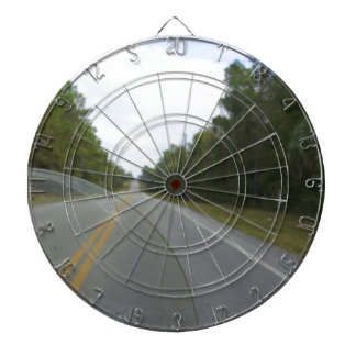 Riding Through The Withlacoochee Forest Dart Boards