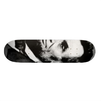 RIDING WITH ABE SKATEBOARD DECK