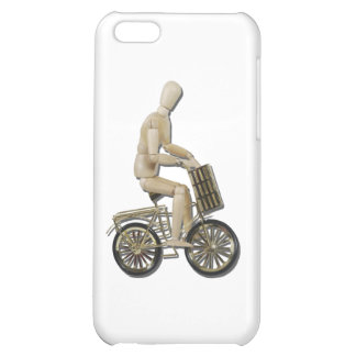 RidingBicycleWithBasket081311 iPhone 5C Cover
