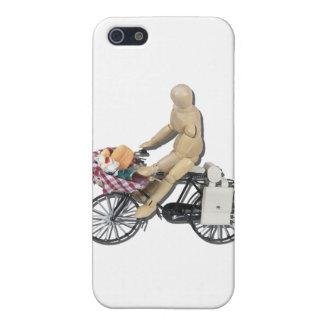 RidingBikeBasketFood082611 Case For iPhone 5