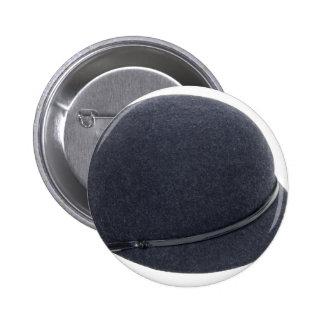 RidingHat072509 2 Inch Round Button