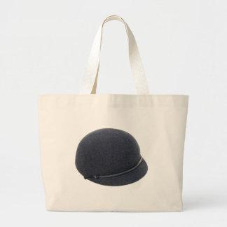 RidingHat072509 Jumbo Tote Bag