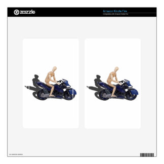 RidingMotorcycle103013.png Decal For Kindle Fire