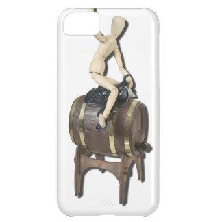 RidingSaddleOnBarrel091612 copy.png iPhone 5C Cases
